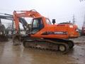 used doosan excavator DH220LC-7