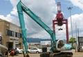 used Kobelco excavator SK200-2