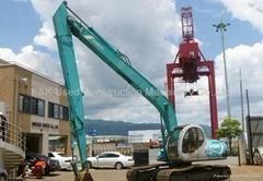 used Kobelco excavator S