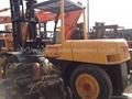 used TCM forklift 10 ton