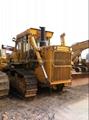 used komatsuD155A-1  crawler bulldozer