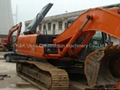 used hitachi excavator zx210