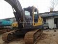 used volvo excavator EC210B