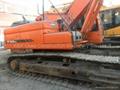 used doosan excavator DX300LC