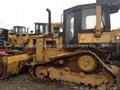 used CAT bulldozer D4H-XL