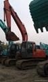 used hitachi crawler excavator ZX230 1