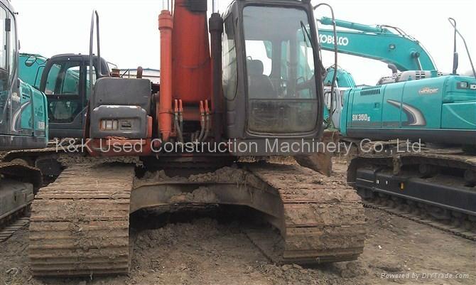 used hitachi crawler excavator ZX230 2