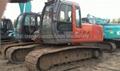 used hitachi crawler excavator ZX230 3