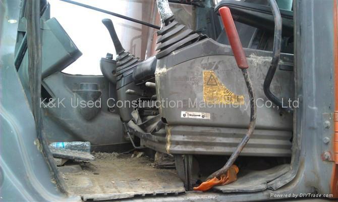 used hitachi crawler excavator ZX230 5