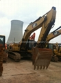 used Caterpillar  excavator used 336D