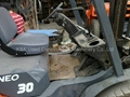 used toyota forklift 3 ton