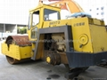 used Bomag roller BW217D