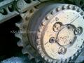 used Caterpillar  bulldozer used D7H