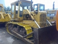 used Caterpillar D6D  bulldozer used