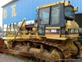 used Caterpillar  bulldozer used D6G