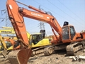 used daewoo  excavator DH300LC-V