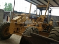 used Caterpillar 14H motor grader 1