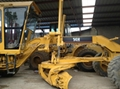 used Caterpillar 14H motor grader 3