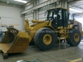 used Caterpillar loader  used 966H