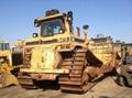 Used Bulldozer Caterpillar D8R Bulldozer