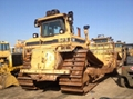 Used Bulldozer Caterpillar D8R Bulldozer used
