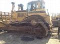 Used Bulldozer Caterpillar D8R Bulldozer used