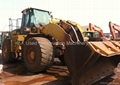 used Caterpillar  loader used  980G
