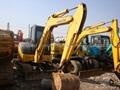 used komatsu excavator PC55MR-2