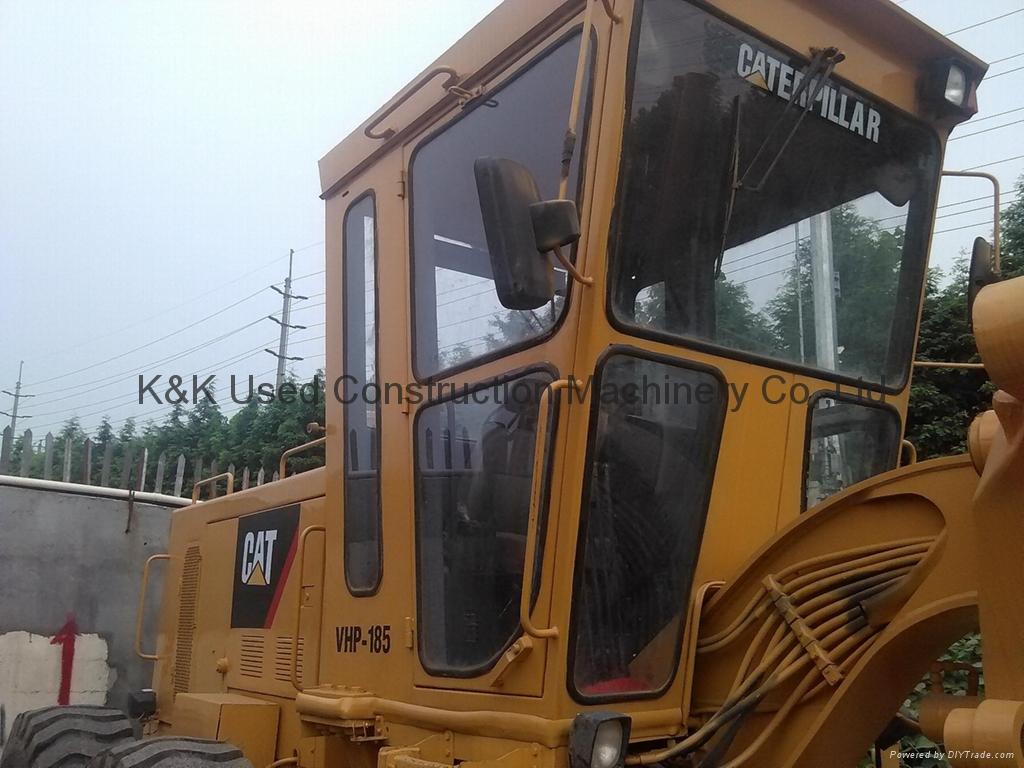 Used  caterpillar 140K motor grader 3