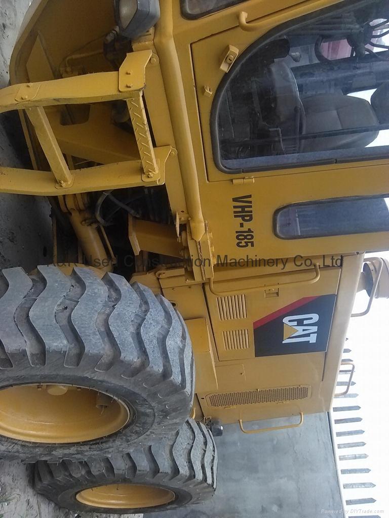 Used  caterpillar 140K motor grader 5