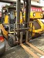 Komatsu FD/FG10,15,20,25,30,50 Used Forklift