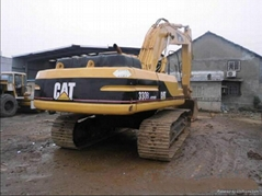 used Caterpillar 330B ex