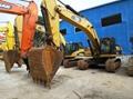 used Caterpillar 336D excavator