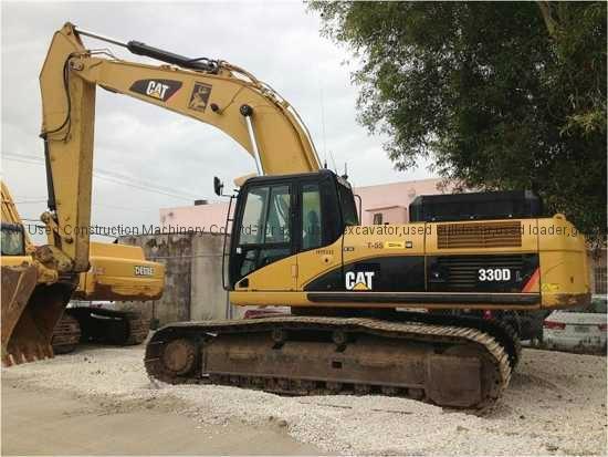 Used Caterpillar 330D Excavator 1
