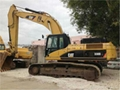Used Caterpillar 330D Excavator