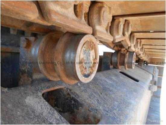 Used Caterpillar 330D Excavator 3