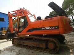 used Doosan DH300LC-7  e