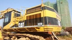Used excavator CAT365B h