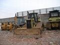Caterpillar bulldozer bulldozers D4H.D5H.D6H