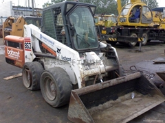 Loader Backhoe - Bobcat