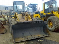 the latest: used Komatsu wheel loader WA300  For sale