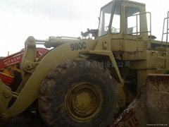 used Caterpillar 980C wheel loader