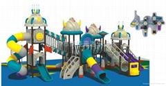 深圳游乐设施-组合滑梯-幼儿园设备