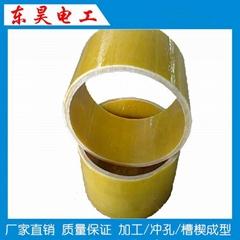 Epoxy phenolic laminated glass cloth tube