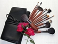 Professional makeup brush set 1