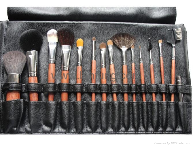 Professional makeup brush set 2