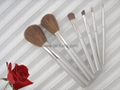 Metal brush set,Metal hair brush