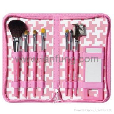 Makeup brush kit 1