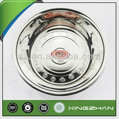 36~80cm 201# Thickened Stainless Steel Anti-side Washbasin
