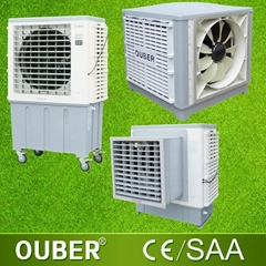 Window Air Cooler with Axial Fan